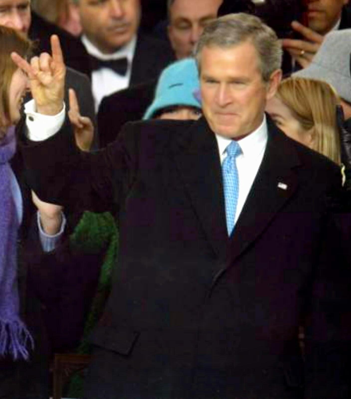 Francisco, reinado o pontificado. - Página 10 Bush