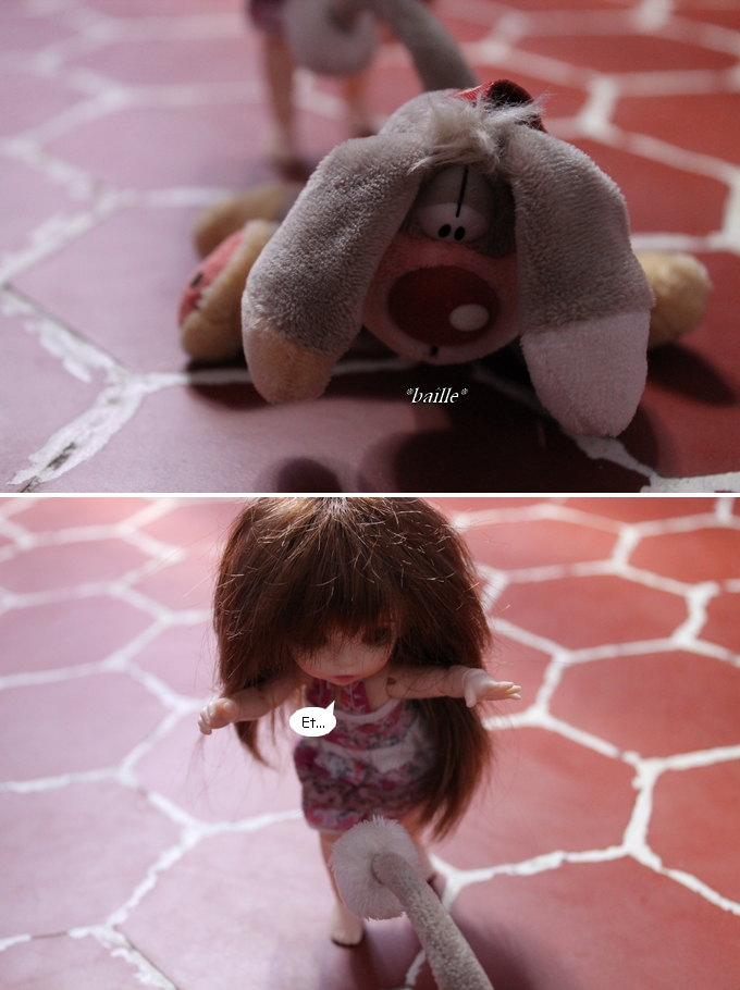 [PS At home :3] Hermione et le Daïnozaure 8