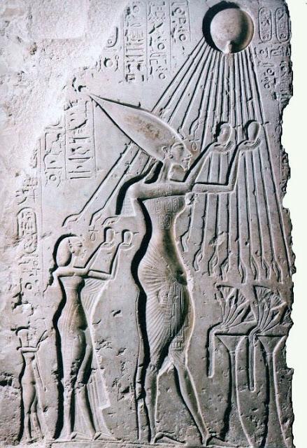 Giza – the Time Machine  Akhenation