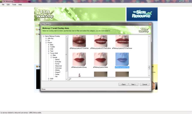 [Intermédiaire] Créer un rouge à lèvres Tuto02