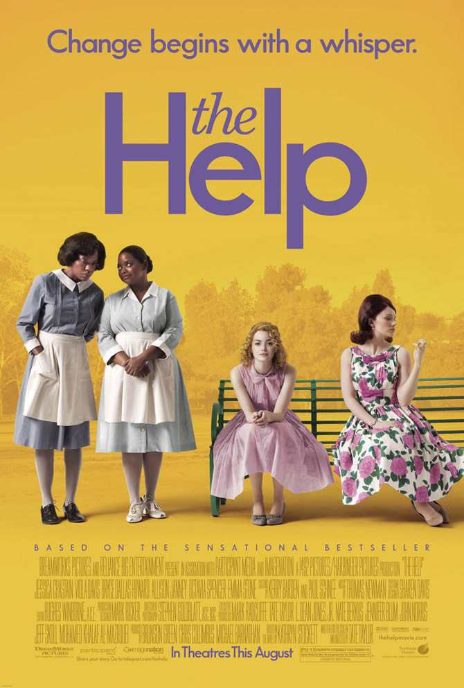 Avatar Affiches de Films The-help-movie-poster