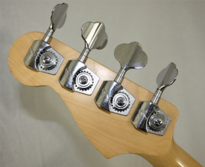 Precision Bass Special Tuners