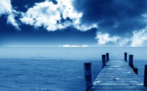 الصور والخلفيات Blue_dock_by_dimage-500x312