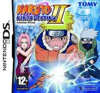 Todos los juegos de Naruto para NDS Vhjbk