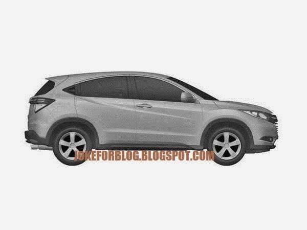 2014 - [Honda] Vezel / HR-V O0600045012740424719