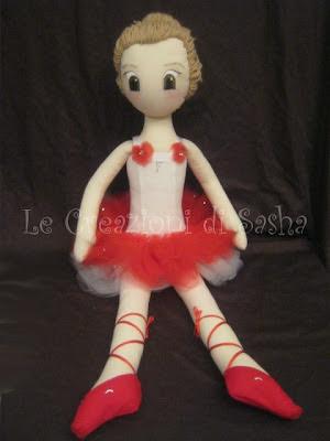Bambola Ballerina IMG_4208