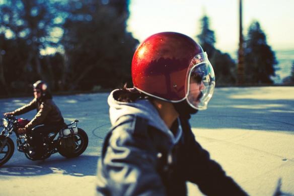 Ducati Forza 350  Bubble_visor