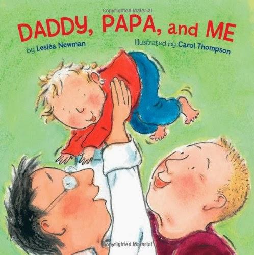Bichon, la bande dessinée qui prépare les enfants à l'homosexualité et à la théorie du genre DaddyPapaAndMe