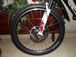 Presento los cambios que han dado lugar a la nueva bici que he montado sobre el 9C de 3,5 kW 4