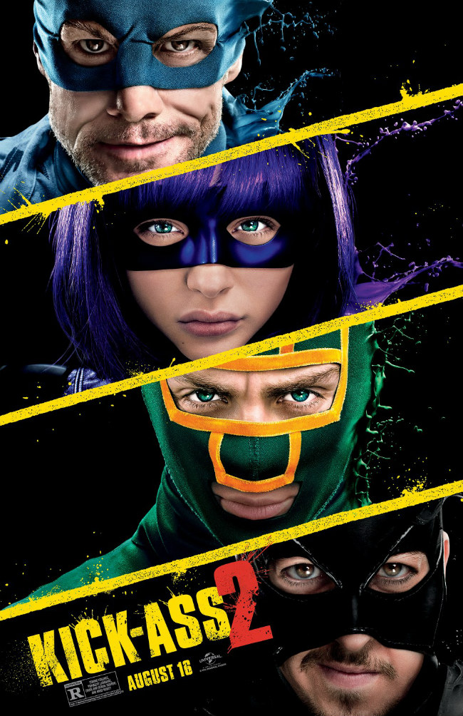 "FILM >> ""Kick-Ass 2"" Kick-ass-2-poster"