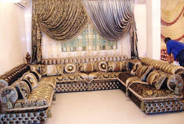 اجمل الصالونات المغربية الراقية  11