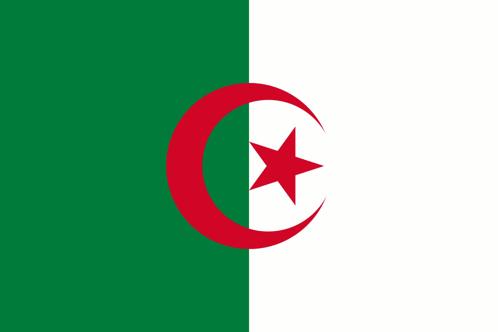 Bracelets NATO - tome 2 - Page 3 Algeria_Flag1