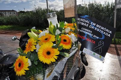 Caravana sentida homenageou as vítimas da estrada DSC_0785