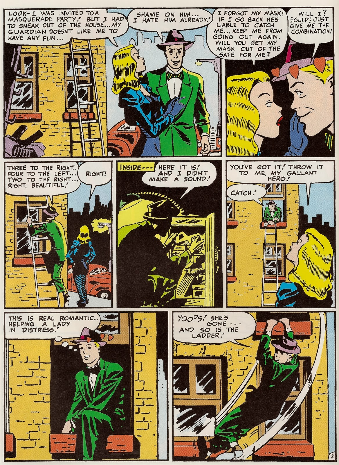 Favourite DC Comics Character (and Why) - Page 3 %2386page2