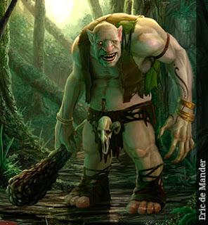 Guia Criaturas Magicas Ogro