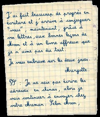 [PS épistolaire] Margotte à Lyam - 9 août 2014, p.4 - Page 2 Lettre4