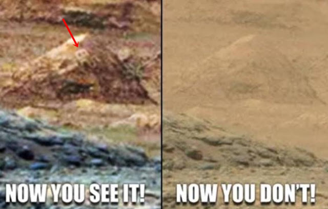 Petroglyph of an Ancient Astronaut found on Mars Pyramid? Ancient%2Baliens%2Bastronauts%2Bmars%2Bcuriosity
