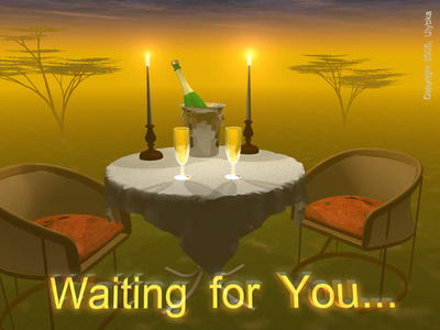 Romantika Waiting-for-you-download-besplatne-ljubavne-slike-pozadine-desktop-romanticna-vecera-pod-svijecama-ljubav