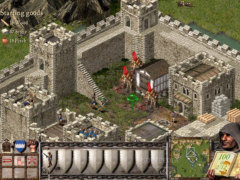 Saga Stronghold Stronghold_1