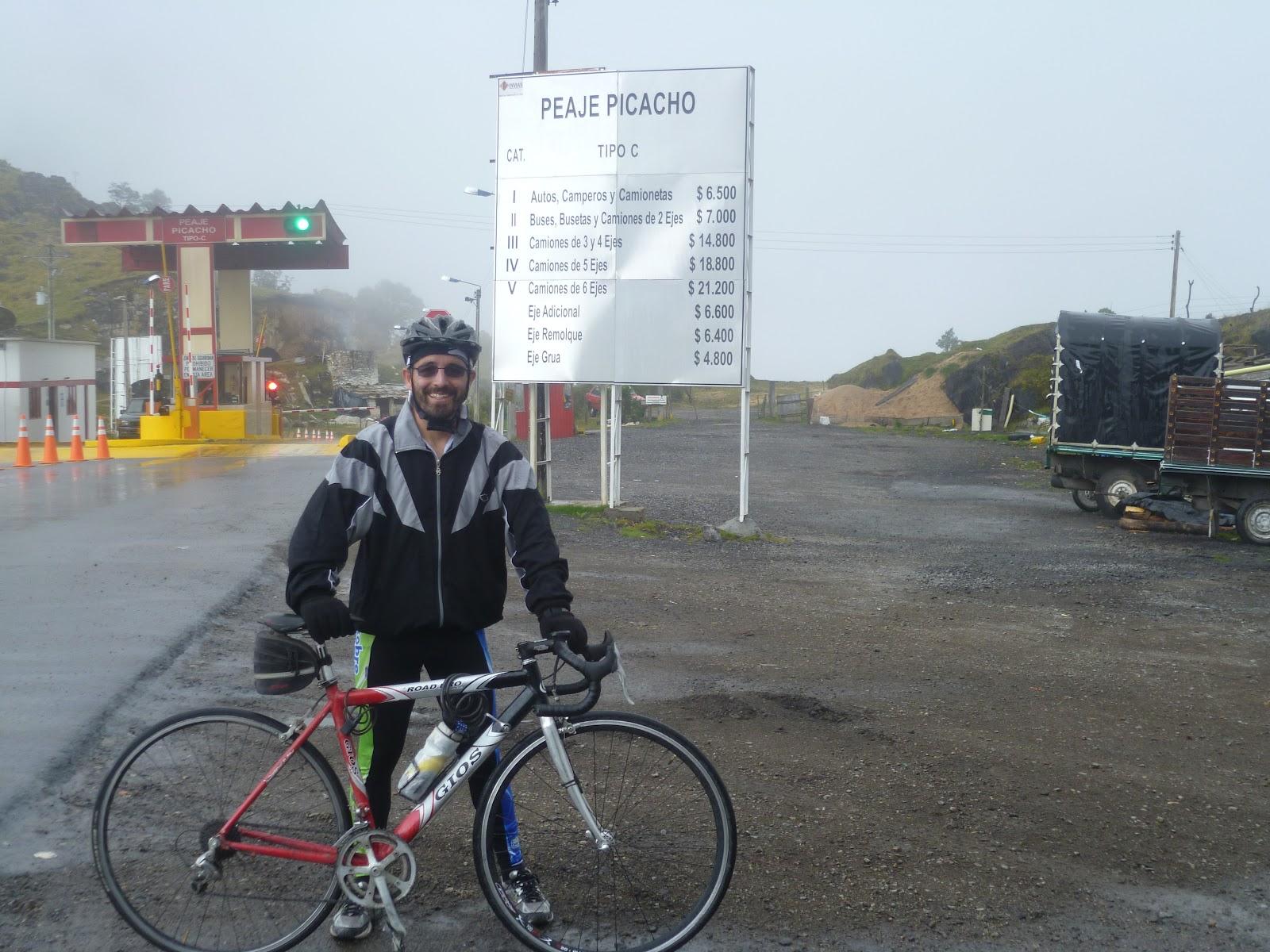 Mi pequeña Vuelta a Colombia.  14 etapas - 30 días - 1530km  P1010162