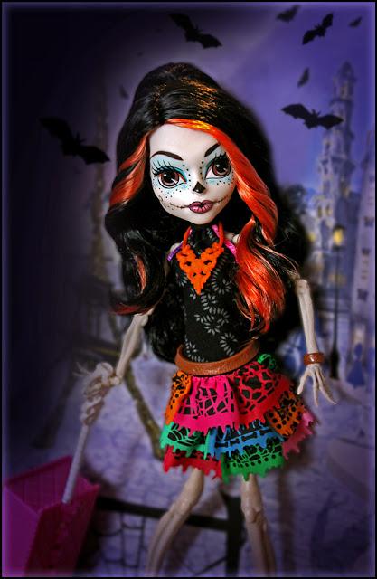 Mattelin Monster High - Sivu 9 Rose