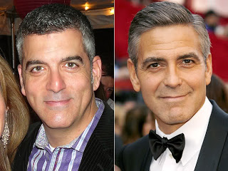 Casting for a George Clooney lookalike Wcoiki