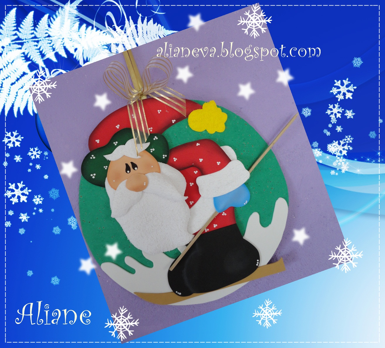 NOEL ESQUIANDO  Alianeva.blogspot.com.