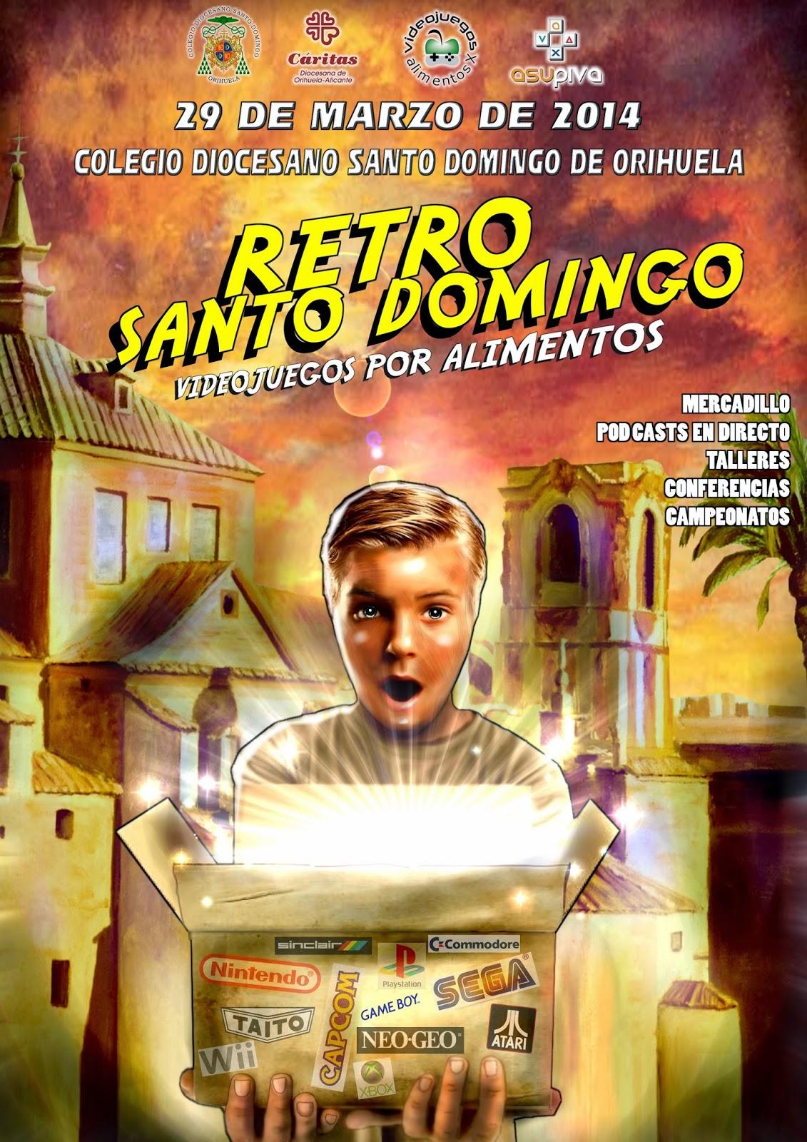 Retro Santo Domingo (Orihuela 29 Marzo 2014) Retro-sd