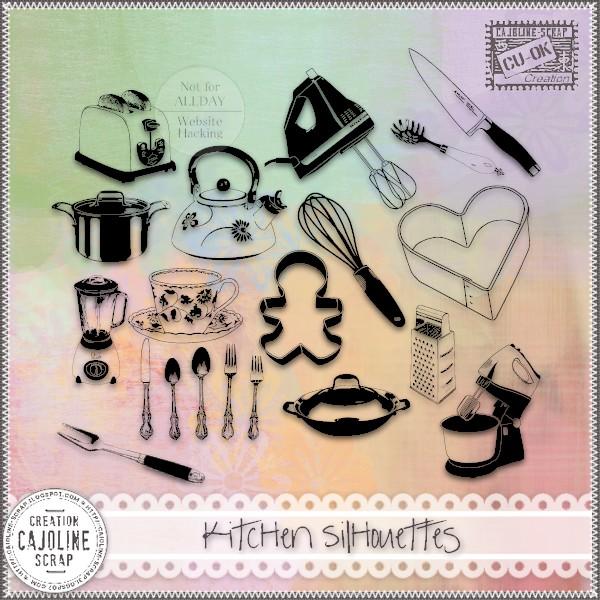 KITCHEN SILHOUETTES CU Cajoline_kitchensilhouettes_cu