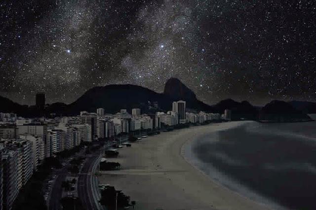 كيف ستبدوا المدن الكبرى لو خيم عليها الظــلآم الدامـس ..؟! Rio%2Bde%2BJaneiro%2B2