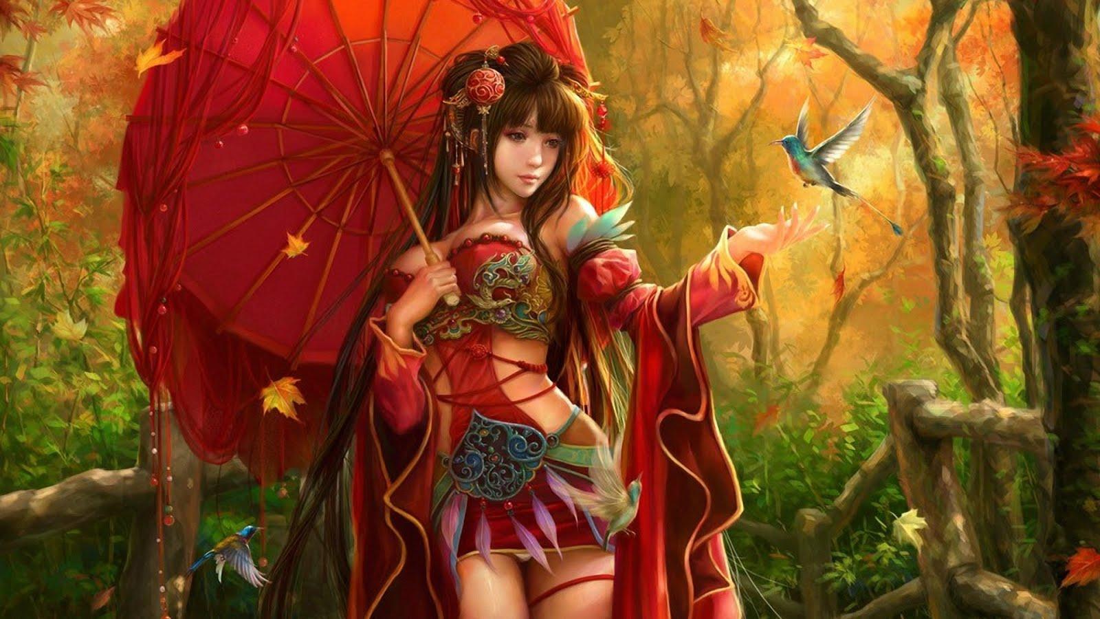Bienvenidos al nuevo foro de apoyo a Noe #258 / 20.05.15 ~ 23.05.15 - Página 40 Chica-con-colibri-imagenes-fantasticas-fantasy-images