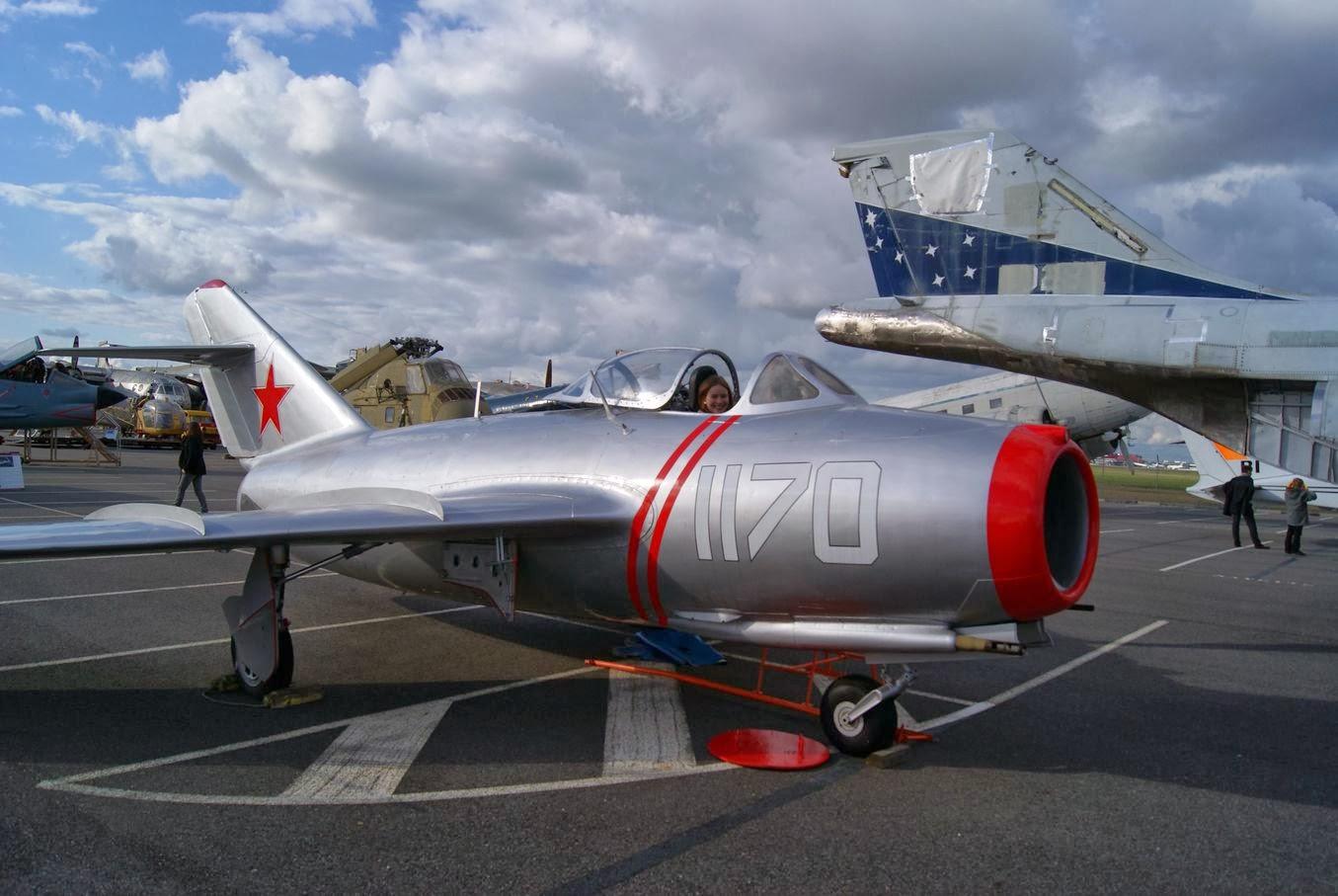 Une surprise nommée MiG-15 . MIG_04
