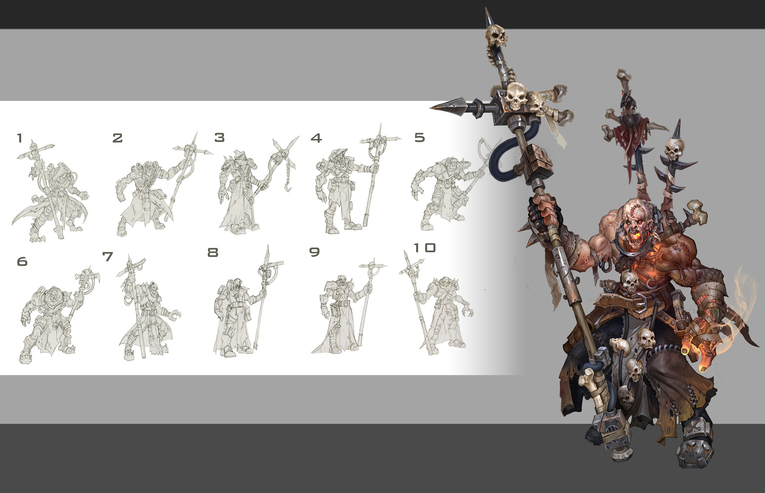 [E3] Eternal Crusade, un MMO Warhammer 40K - Page 3 10