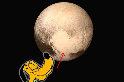 200 Proofs Earth is Not a Spinning Ball Pluto-on-pluto