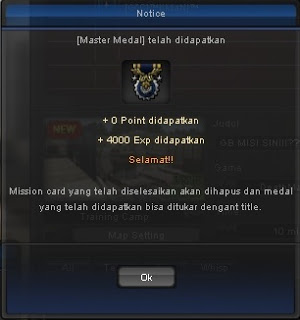 ™NEW UPDATE cheat POINT BLANK EXP AND HACK TITLE MAJOR KE ATAS ™ Ex