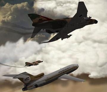 كوارث تأبى النسيان  Libyan_air_lines02
