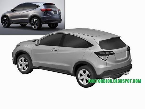 2014 - [Honda] Vezel / HR-V O0600045012740424721