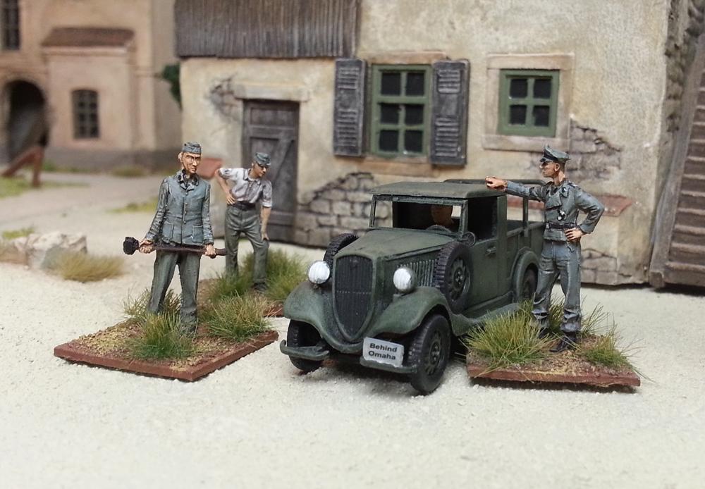 Deutsche Panzer Crew  15