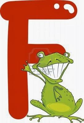 RANILANDIA - Página 13 13070788-ilustracion-de-dibujos-animados-de-la-letra-f-de-la-rana