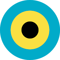 Sable, or, azur Bahamas_Air_Force_Roundel