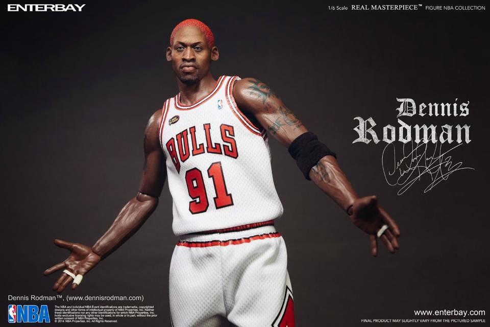 [Enterbay] NBA Legend Series: Dennis Rodman (Chicago Bulls) - Página 2 R1