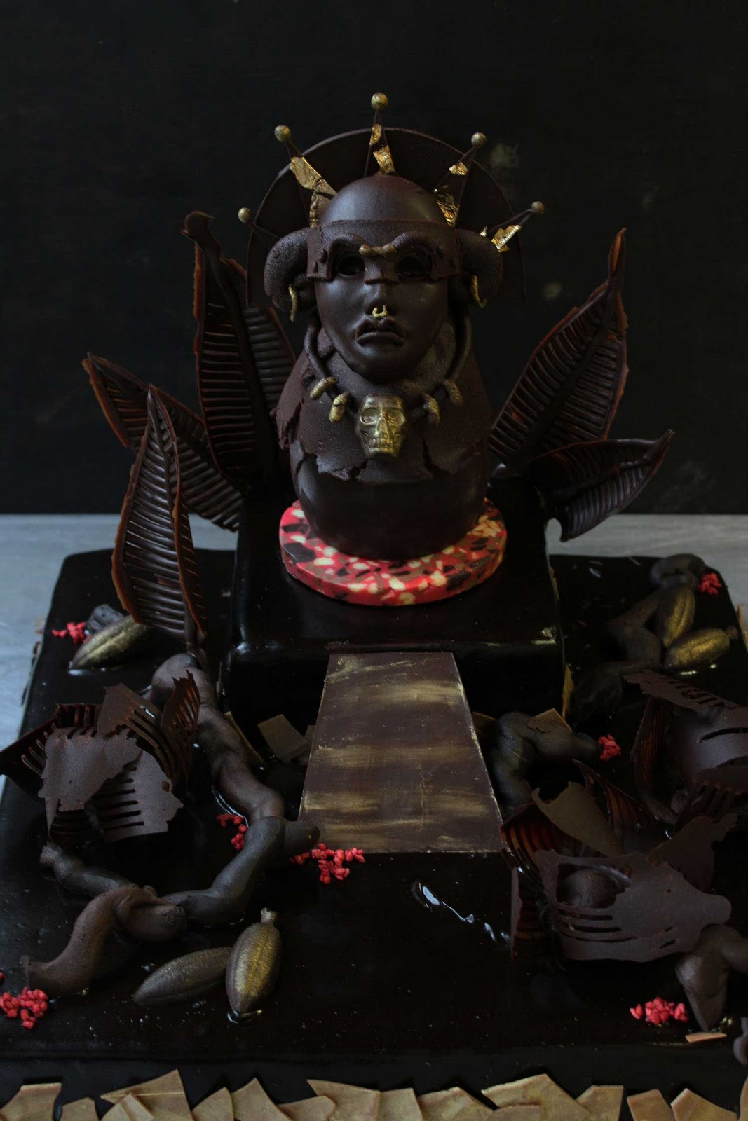 Čokoladna umetnost - Page 11 Cake2