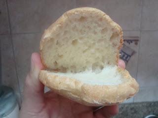 طريقة خبز خالي من الجلوتين  و خالي من اللبن بالصور :) DSC01704
