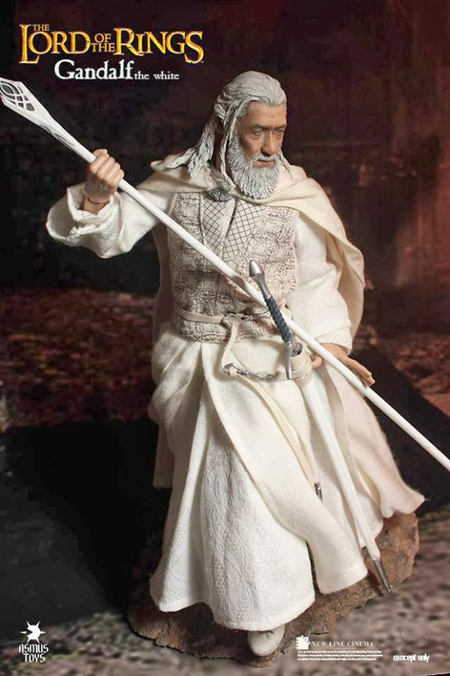 [Asmus Toys] The Lord of the Rings 1/6 scale - Gandalf F9
