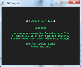 NXEngine / Cave Story pour DC 3