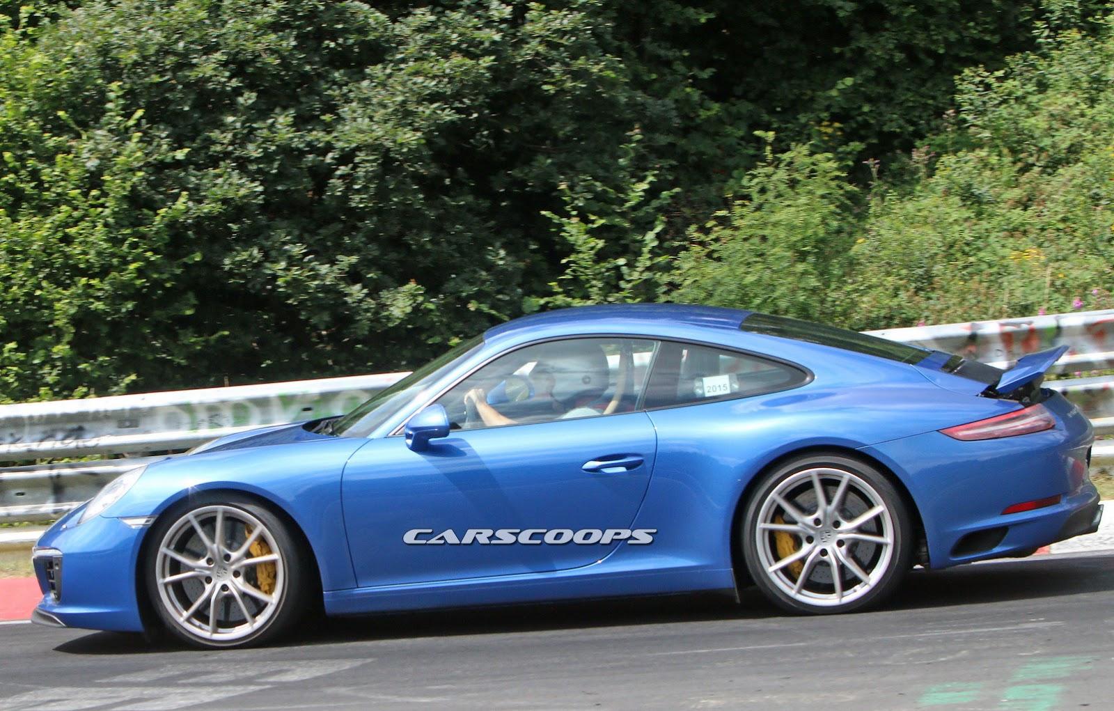 2015 - [Porsche] 911 Restylée [991] - Page 6 2017-Porsche-911-Face7