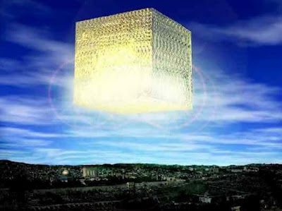 ПОЧЕМУ ЛЮДИ ТАК ХОТЯТ ПОПАСТЬ НА НЕБО ИЛИ ЖИТЬ ТАМ,А НЕ НА ЗЕМЛЕ В РАЮ? - Страница 34 New-jerusalem