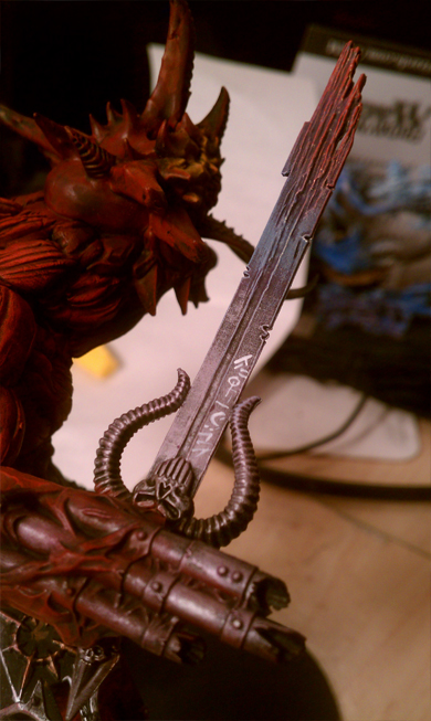 Another conversion, a Bipedal Soul Grinder! A