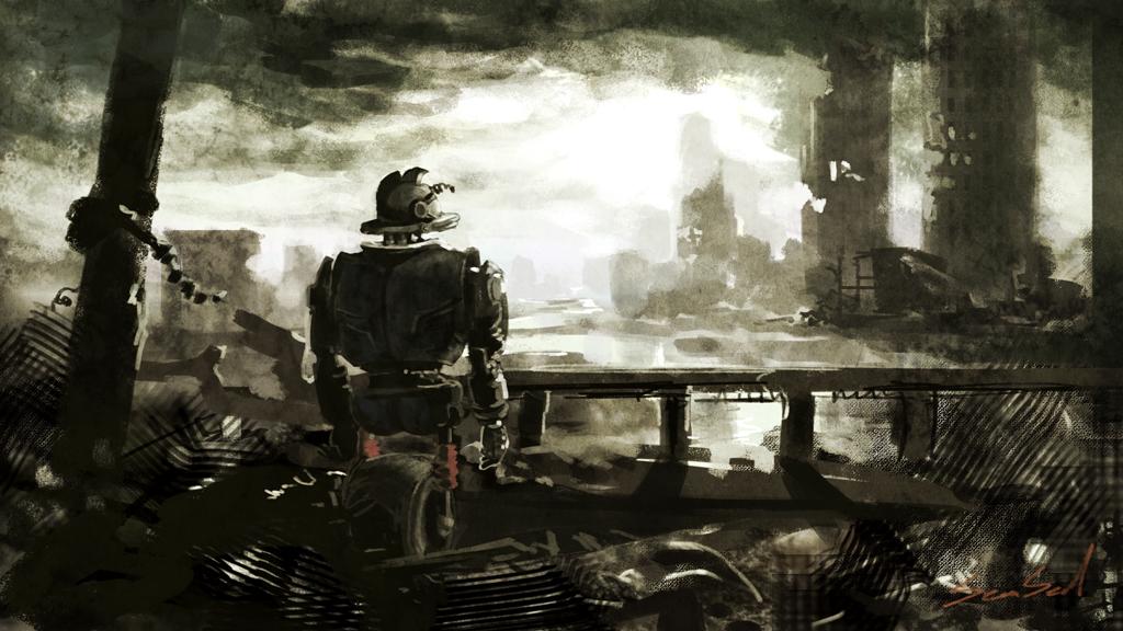 Fallout 4 - Custom Companion Ideas GizmoDuckApocalypse
