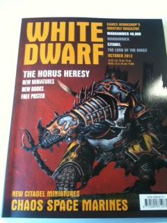 [Magazine] White Dwarf - Page 16 WD